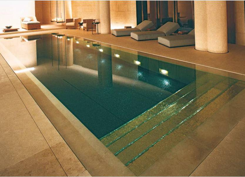 pool spa rectangular
